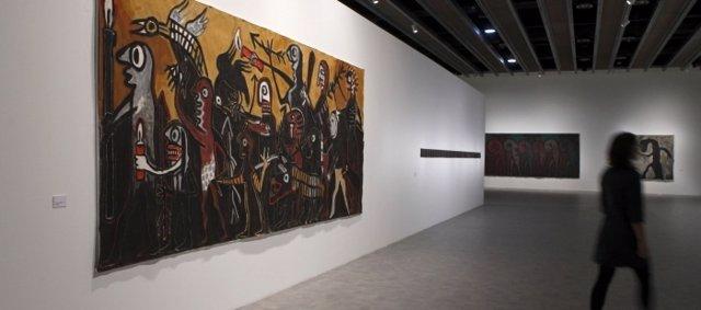 Imaginario, exposición de Víctor Mira en el IAACC Pablo Serrano