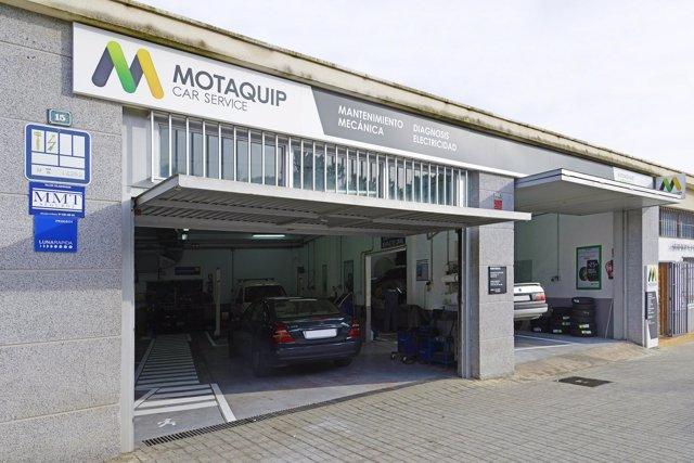 Taller de Motaquip Car Service de Peugeot