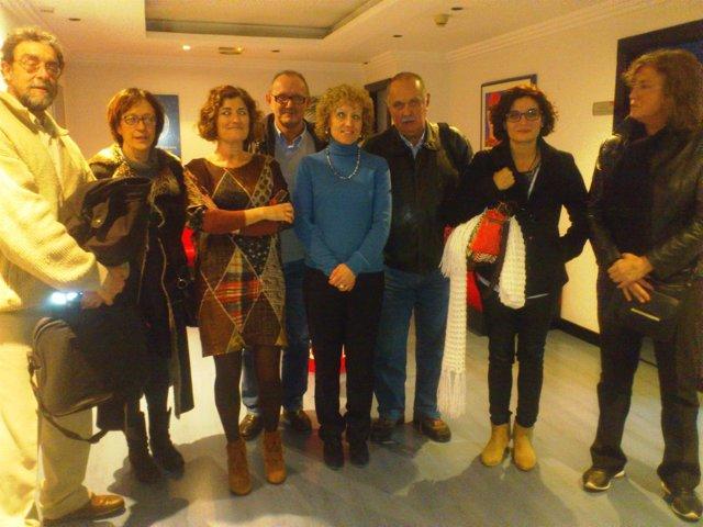 Reunión del PSOE con sindicatos de Valdecilla y Plataforma por Sanidad Pública