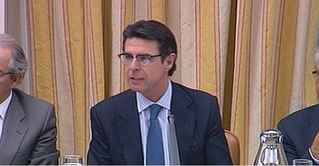 El ministro Soria comparece en el Congreso