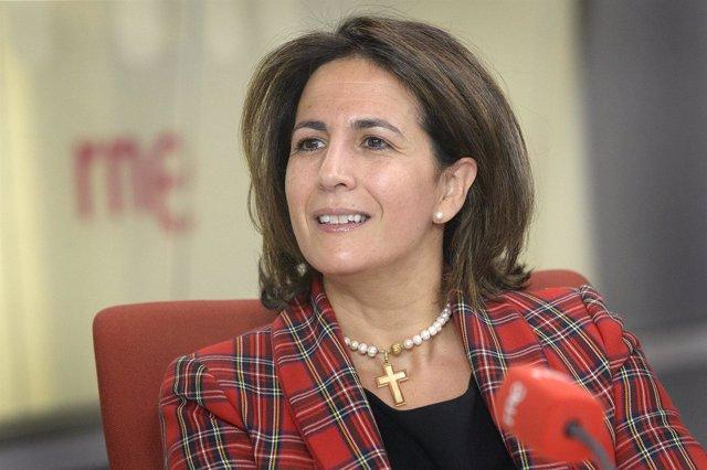 Isabel Borrego, secretaria de Estado de Turismo