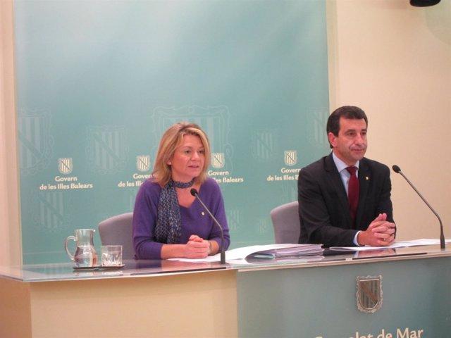 Núria Riera y Biel Company