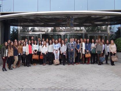 Roche comienza la cuarta edición del Programa de Acceso al Empleo para Jóvenes Talentos