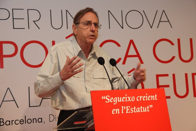 Raimon Obiols, eurodiputado PSC