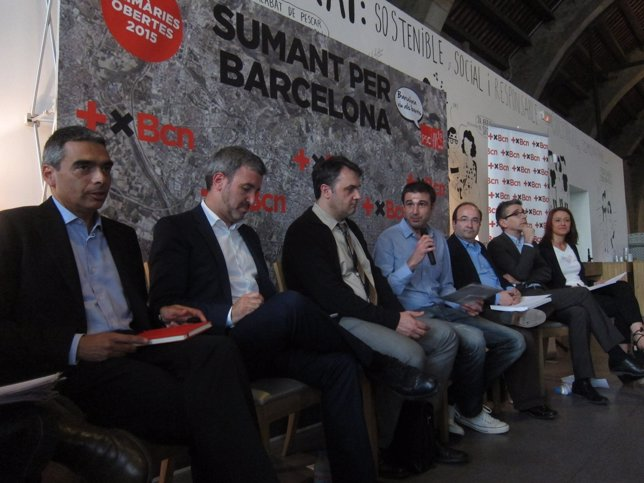 A.Soler, J.Collboni, C.Martí, R.Pallarols, M.Iceta, J.Martí i L.Bonet.