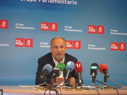"""El PSdeG pide crear un """"suelo social"""" para garantizar el suministro de agua, luz y gas a"""