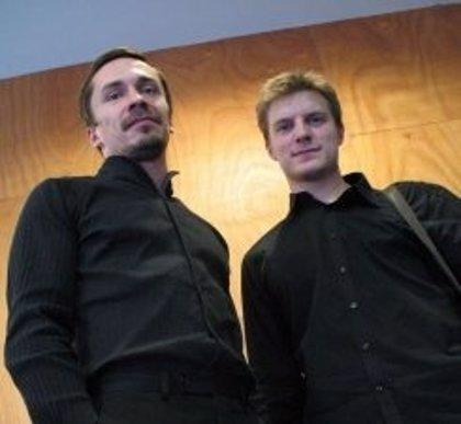 El dúo de violín y piano de Colom y Lossev interpretará el sábado en Valladolid a Debussy, Shostakovich, Ysaye y Strauss