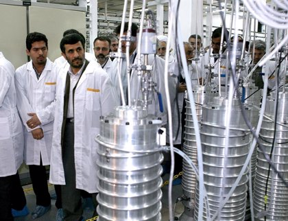 La AIEA desconecta las centrifugadoras de la planta iraní de Natanz