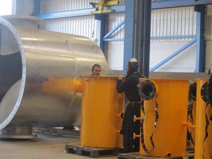 Cantabria lidera la caída de pedidos a la industria, con un 25%