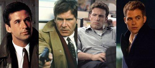 Las cuatro caras de Jack Ryan