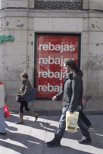 Las grandes superficies valencianas esperan superar en un 4,5% las ventas de las rebajas de 2013