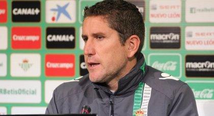 """Garrido: """"Ha sido un orgullo haber pertenecido a un club con este sentimiento y pasión"""""""