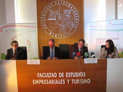 Extremadura recibe en el último semestre del año a 948.220 visitantes que dejan 231 millones de euros