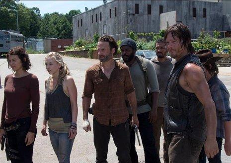 The Walking Dead\': Nuevo tráiler de la cuarta temporada