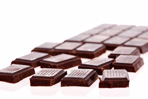 Chocolate. Dieta rica en cobre