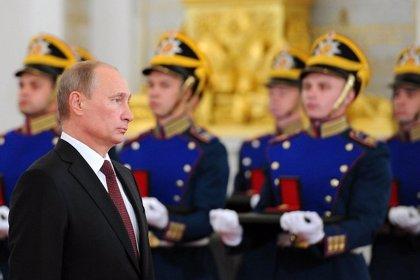 El 68% de la población votaría a Putin en las presidenciales