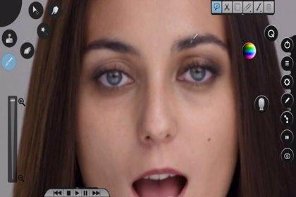 Así funcionaría el Photoshop en tiempo real