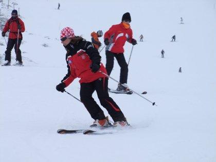 Alto Campoo abre el 69% de las pistas y ofrece 17 kilómetros esquiables