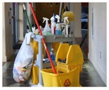 Sindicatos critican presupuesto a la baja del servicio de limpieza