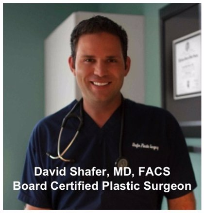 El cirujano plástico, Dr. Shafer, ofrece a sus pacientes tratamientos innovadores como JUVÉDERM VOLUMA