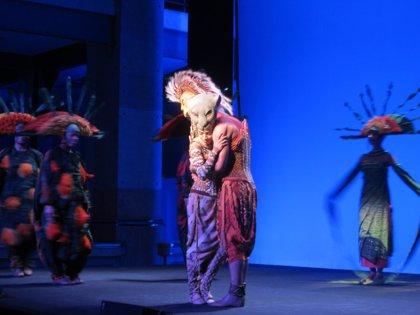 El Teatro Principal de Valencia acoge audiciones para el musical 'El Rey León'