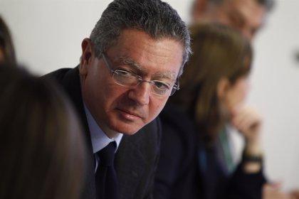Gallardón se pregunta por qué al PSOE no le interesa la opinión del CERMI sobre la reforma