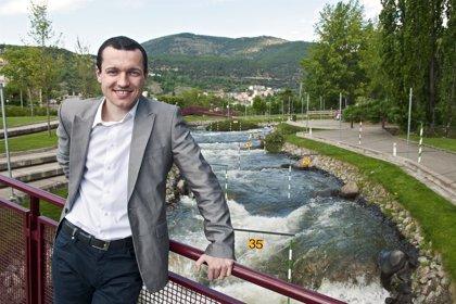 El nuevo diputado del PSC Òscar Ordeig debutará este miércoles en el Parlament