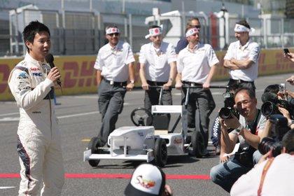 Caterham anuncia como pilotos titulares a Kamui Kobayashi y Marcus Ericsson