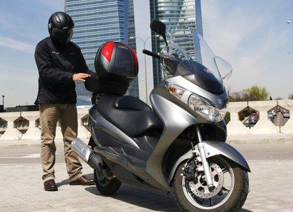 Givi crea un nuevo kit de accesorios para el Suzuki Burgman 125