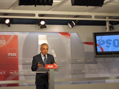 """Simancas (PSOE) sobre los críticos del PSC: """"Son una minoría, pero hacen daño"""""""