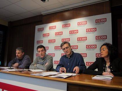 """CCOO espera que termine ya la """"cantinela"""" sobre CEISS"""