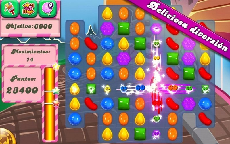 Candy Crush Saga Registra La Palabra Candy Como Marca