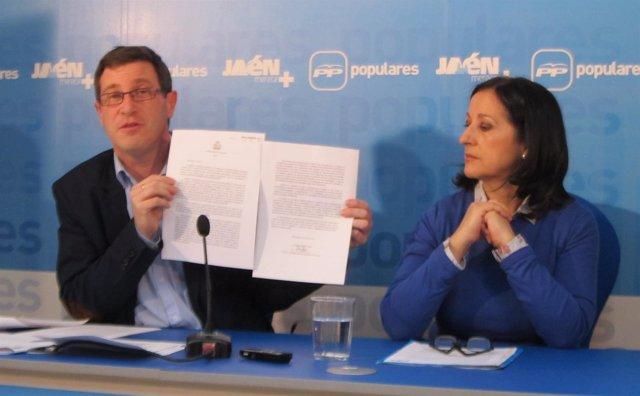 Miguel Contreras y María del Carmen Caballero