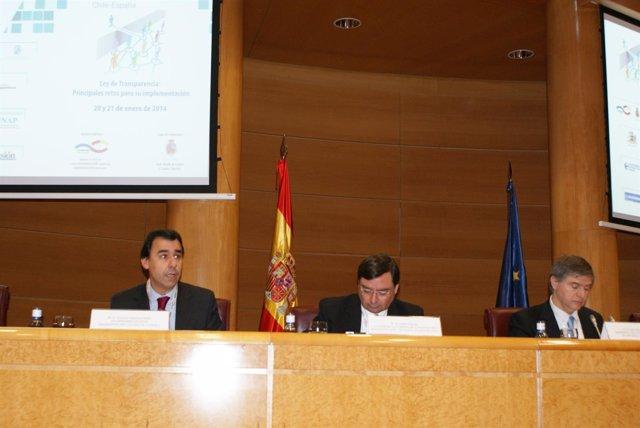 Maíllo, en el III Foro de Transparencia y Buen Gobierno.