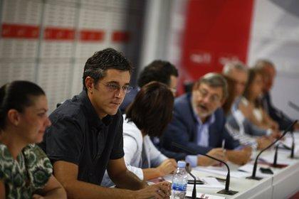 El PSOE: Los diputados deben respetar la disciplina