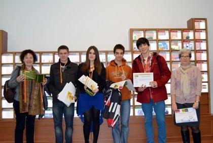 Alumnos de Logroño y Huesca representarán a España en la XII Olimpiada Científica de la Unión Europea