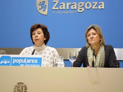 """El PP critica la decisión """"unilateral"""" de Alonso (IU) de excluir el centro de la ciudad del nuevo PICH"""