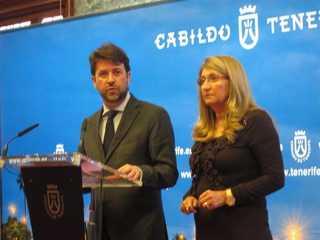 Alonso y Mora, en rueda de prensa