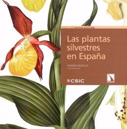 Portada del libro 'Las plantas silvestres en España