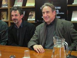 Pere Ponce y Juanjo Puigcorbé en Barcelona