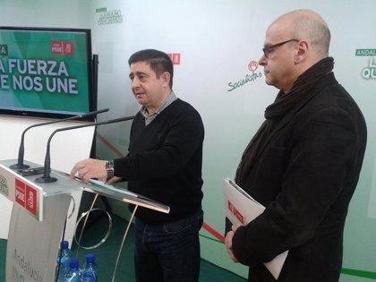 """Reyes (PSOE) cree que el alcalde """"se va a ir de Jaén sin darle a los ciudadanos la oportunidad de echarle"""""""