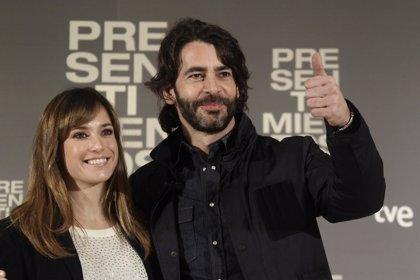Eduardo Noriega y Marta Etura se buscan en los mundos paralelos de 'Presentimientos'