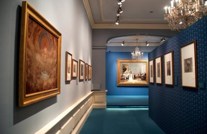 El Museo del Romanticismo despide con música su exposición sobre el pintor portugués Domingos Sequeira