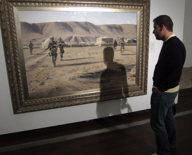 Exposición de Augusto Ferrer-Dalmau en Valladolid