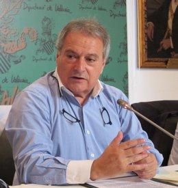 Alfonso Rus en una imagen de archivo