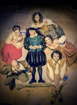 Imagen de la obra 'Las Rameras de Shakespeare'