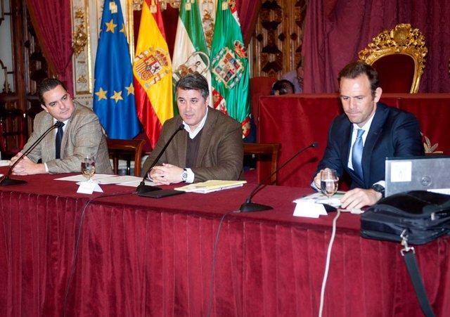Presentación del programa para pymes de Diputación de Cádiz y EOI