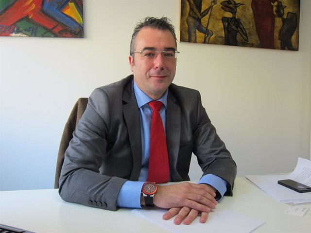 El director general de Duracomm, Santiago Albarracín