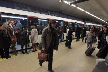 Ifema.- La Línea 8 de Metro se reforzará un 21% con motivo de la celebración de Fitur