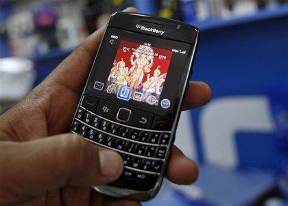 Las acciones de Blackberry escalan por optimismo y compras